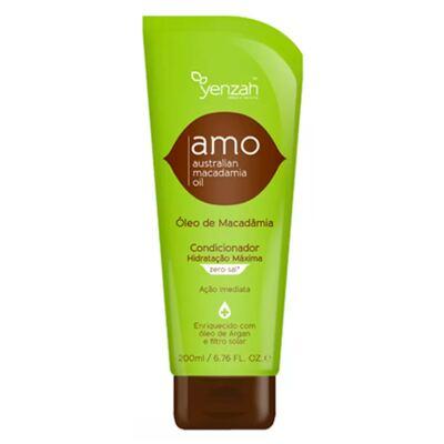 Imagem 3 do produto Kit Shampoo + Condicionador + Creme para Pentear Yenzah Amo - Kit
