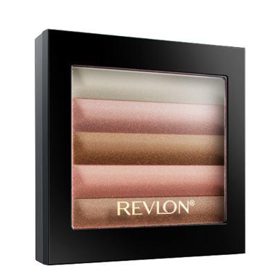 Highlighting Palette Revlon - Blush/Sombra - 030 - Bronze Glow/Cintilante