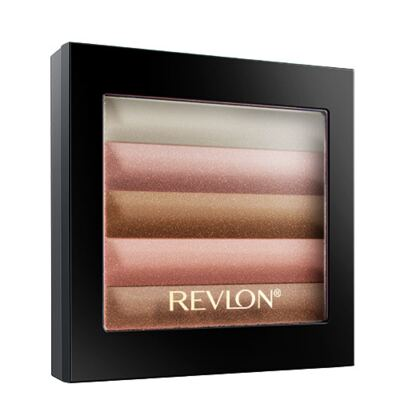 Imagem 1 do produto Highlighting Palette Revlon - Blush/Sombra - 030 - Bronze Glow/Cintilante