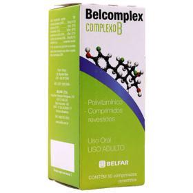 Belcomplex - 50 comprimidos revestidos