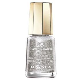 Esmalte Mavala Mini Color Glitter - 390 - Diamond Powder | 5ml