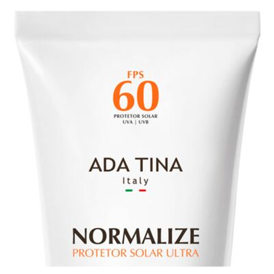 Imagem 2 do produto Normalize Fps 60 Ada Tina - Protetor Solar - 50ml