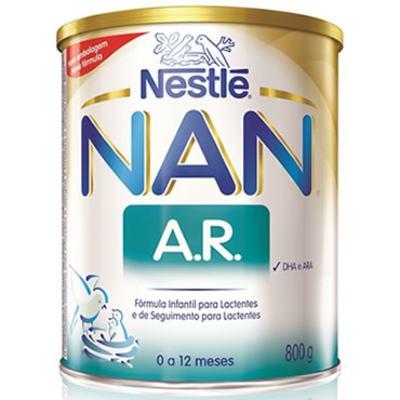Imagem 7 do produto Nan Ar Anti-Regurgitante Fórmula Infantil 800g -