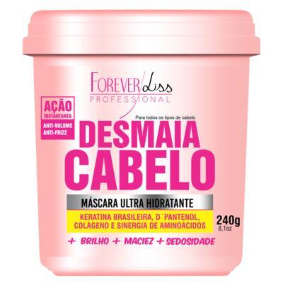 Forever Liss Desmaia Cabelo - Máscara Ultra Hidratante - 240g
