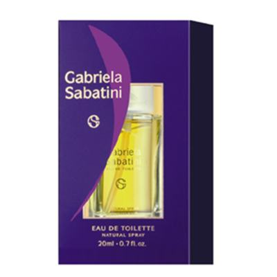 Gabriela Sabatini Gabriela Sabatini - Perfume Feminino - Eau de Toilette - 20ml
