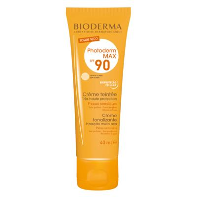 Imagem 1 do produto Photoderm Max Toque Seco Fps 90 Tinto Bioderma - Protetor Solar - Claro