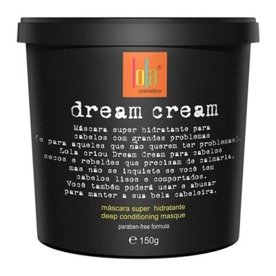 Imagem 1 do produto Lola Cosmetics Dream Cream - Máscara Capilar - 150g