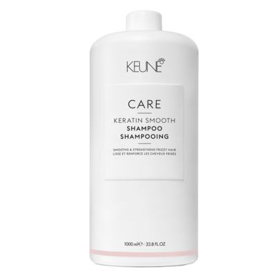 Keune Care Keratin Smooth Shampoo Tamanho Professional - 1L