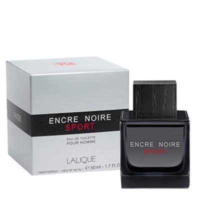 Encre Noire Sport Lalique - Perfume Masculino - Eau de Toilette - 50ml