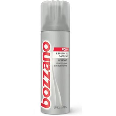 Espuma de Barbear Bozzano - Hidratação | 200mL