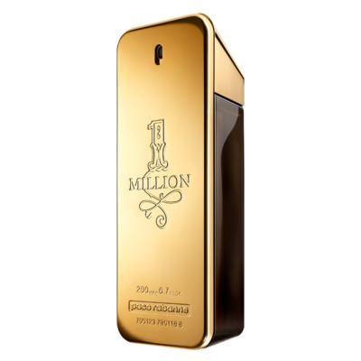 Imagem 6 do produto 1 Million Paco Rabanne - Perfume Masculino - Eau de Toilette - 200ml
