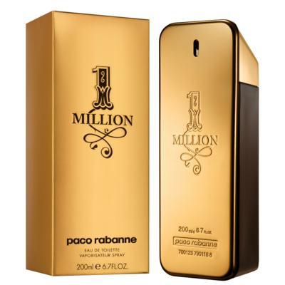 Imagem 8 do produto 1 Million Paco Rabanne - Perfume Masculino - Eau de Toilette - 200ml