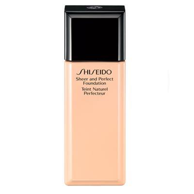 Sheer And Perfect Foundation Shiseido - Base Facial - I20