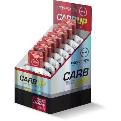 Carb Up Gel cx 10Und. - Probiótica - Morango