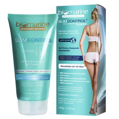 Imagem 2 do produto Slim Control Cellu Resistant Biomarine - Tratamento Anticelulite - 150g