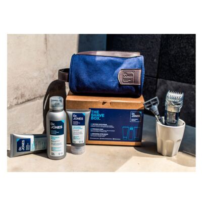 Imagem 3 do produto The Shave Box Dr.Jones- Kit - Kit