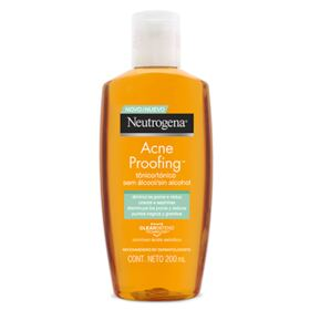Tônico Facial Neutrogena - Acne Proofing - 200ml
