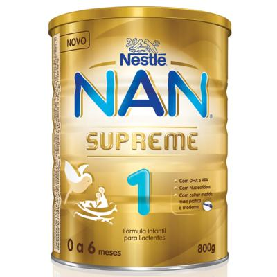 Imagem 7 do produto Formula Infantil Nan 1 - Supreme | 800g