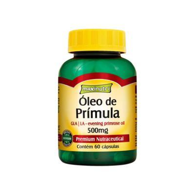 Imagem 1 do produto Óleo de Primula 60Cps - Maxinutri - 60Cps