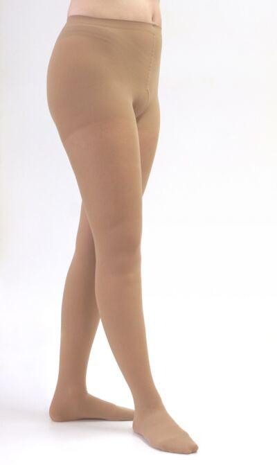 Imagem 1 do produto Meia Calça 20-30 mmHg Assure Medi - BEGE P (FECHADO)