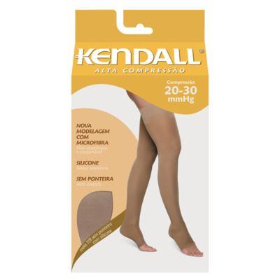Imagem 1 do produto MEIA COXA 20-30 ALTA KENDALL - MEL PONTEIRA ABERTA G