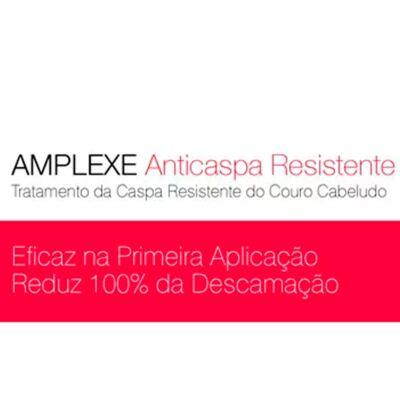 Imagem 2 do produto Amplexe Caspa Resistente Ada Tina - Shampoo Anticaspa - 200ml