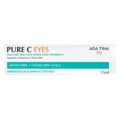 Imagem 1 do produto Pure C Eyes Ada Tina - Rejuvenescedor para o Contorno dos Olhos - 15ml