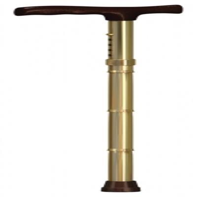 Imagem 2 do produto BENGALA DE ALUMINIO TIPO T DOBRAVEL BRONZE BC1530-BZ MERCUR