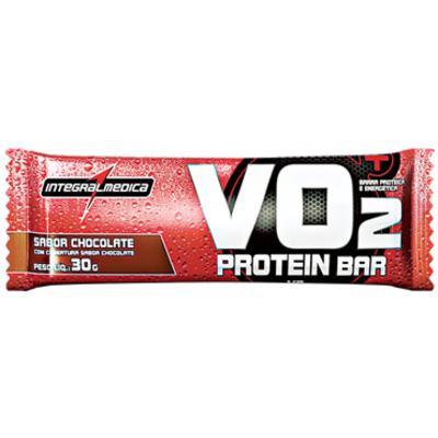 Imagem 1 do produto Vo2 Proteinbar 30g - Integralmedica - Chocolate