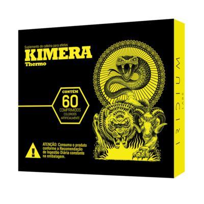 Imagem 1 do produto Kimera Thermo 60cps - Iridium Labs - Sem sabor