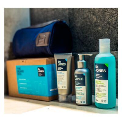 Imagem 3 do produto The Beard Box Dr. Jones - Kit - Kit