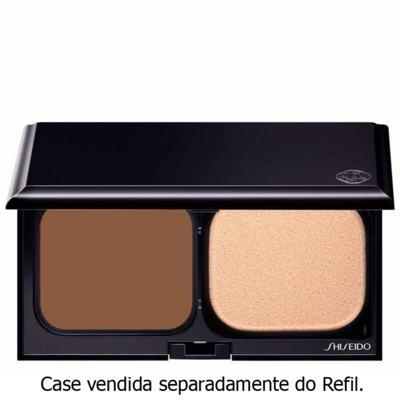 Sheer Matifying Compact Shiseido - Pó Compacto - D20 - Rich Brown