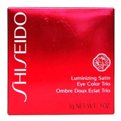 Imagem 4 do produto Luminizing Satin Eye Color Trio Shiseido - Paleta de Sombras - GR716