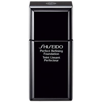 Perfect Refining Foundation Shiseido - Base Facial - 080 - Deep Ochre