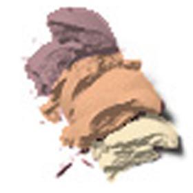 Luminizing Satin Eye Color Trio Shiseido - Paleta de Sombras - RD299 - Beach gass