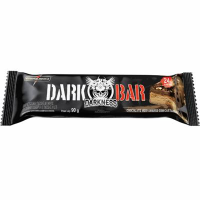 Dark Whey Bar 90g - Integralmedica - Chocolate Amargo