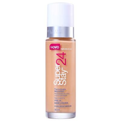 Imagem 3 do produto Super Stay 24H Maybelline - Base Facial - Pure Beige Medium