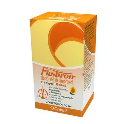 Imagem 1 do produto Fluibron 7,5 mg/mL Gotas 50ml