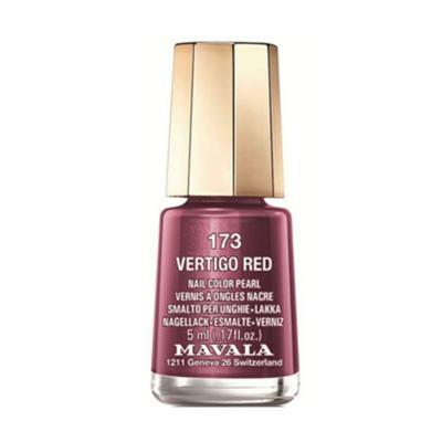 Mavala Mini Color 5ml - Esmalte Perolado - 173 - Vertigo Red