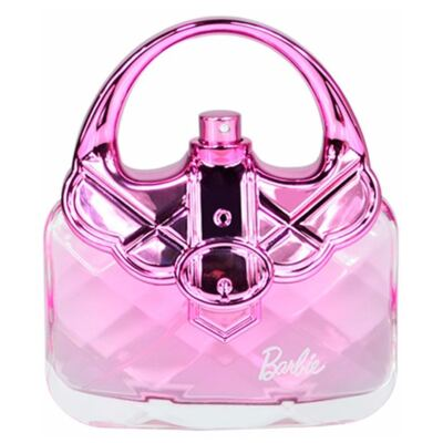 Imagem 1 do produto Believe In Pink Barbie - Perfume Infantil - Eau de Cologne - 100ml