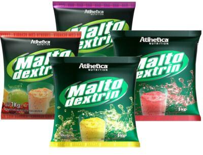 MaltoDextrin 1Kg - Atlhetica Nutrition