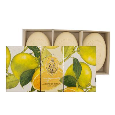 Frutas Cítricas de Boboli La Florentina - Kit de Sabonete - Kit
