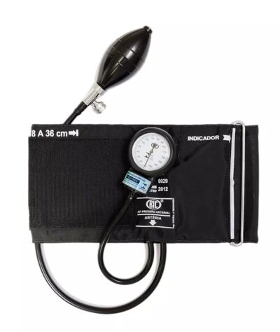 Imagem 7 do produto Kit Esteto Littmann Cardiology III Chocolate Cobre com Aparelho de Pressão Bic Preto