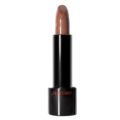 Batom Shiseido - Rouge Rouge Matte - Amber Afternoon