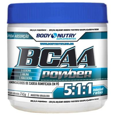BCAA 5.1.1 260g - Body Nutry - 260g