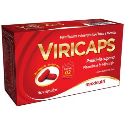 Viricaps 60Cps - Maxinutri - 60Cps