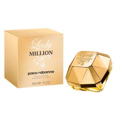 Imagem 3 do produto Lady Million Paco Rabanne - Perfume Feminino - Eau de Parfum - 30ml