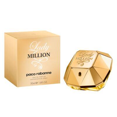 Imagem 3 do produto Lady Million Paco Rabanne - Perfume Feminino - Eau de Parfum - 50ml