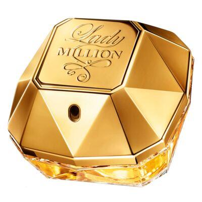 Lady Million Paco Rabanne - Perfume Feminino - Eau de Parfum - 80ml