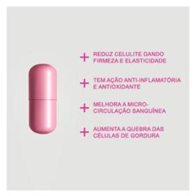 Rennovee Cellulisolution Nutrilatina - Suplemento Redutor da Celulite - 128 Caps
